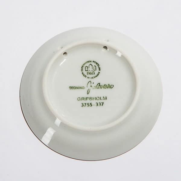 Декоративная тарелочка «Грипсхольм»