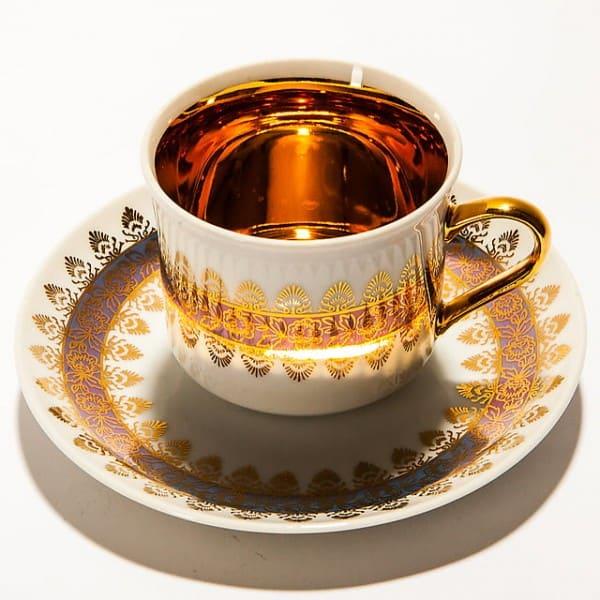 Набор из 6-ти кофейных пар «Тамара»