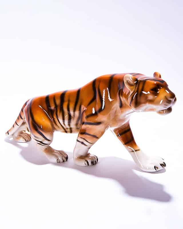 Фарфоровый «Тигр»