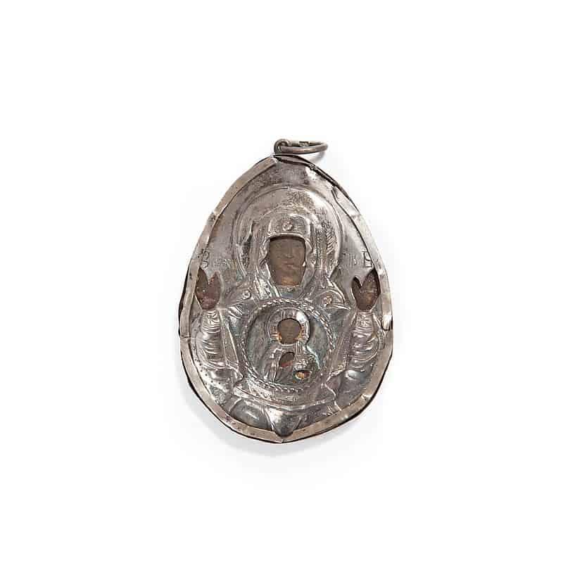 Икона «Знамение Пресвятой Богородицы»