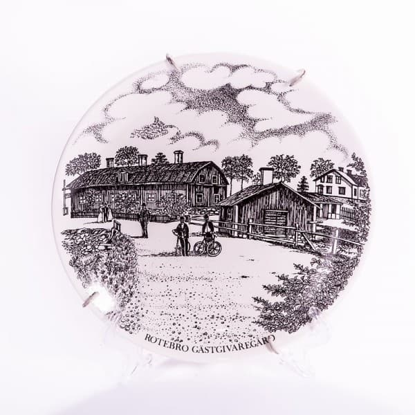 Фарфоровая тарелка «Gastivaregard»