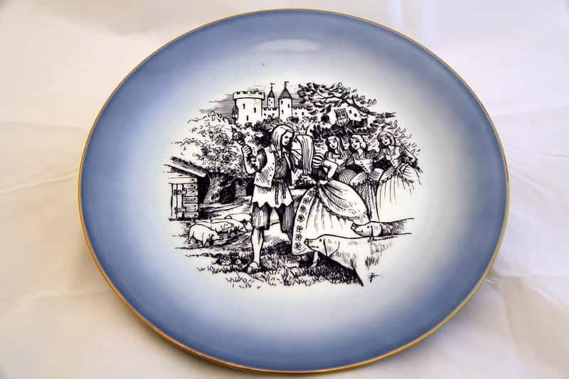 Тарелка «Свинопас»