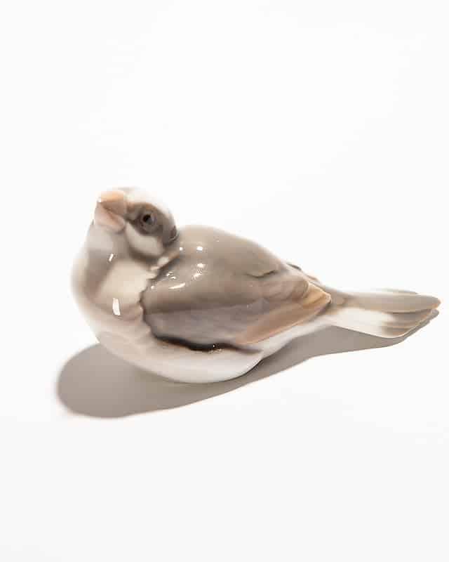 Фарфоровая птица «Зяблик»