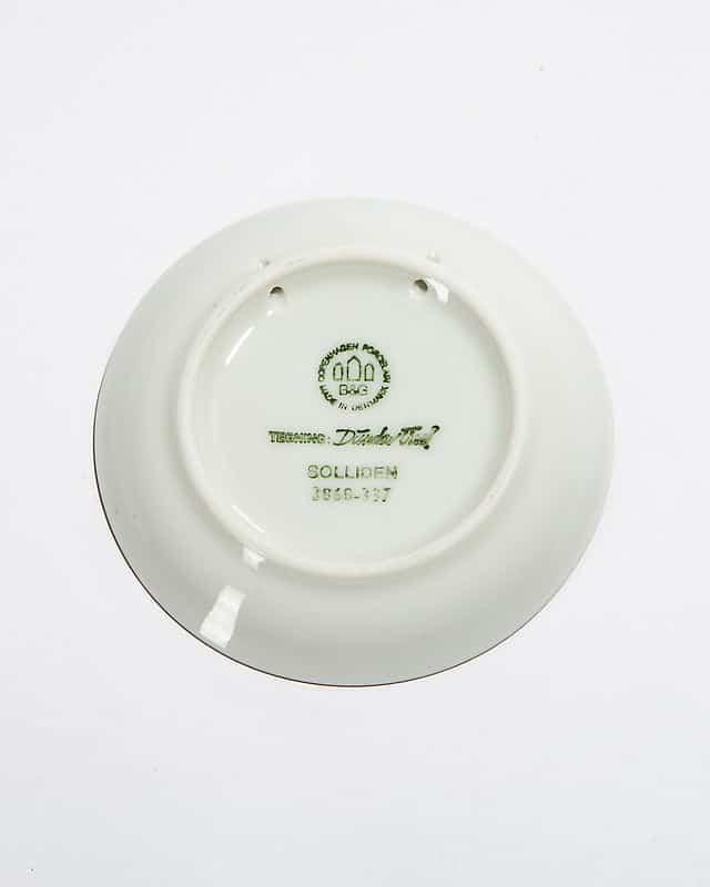 Декоративная тарелочка «Соллиден»