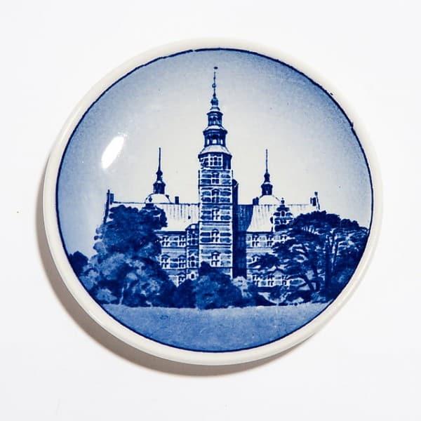 Декоративная тарелочка «Росенборг»