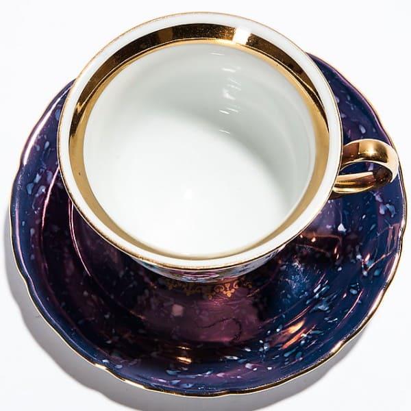 Чайная пара «Цветы»