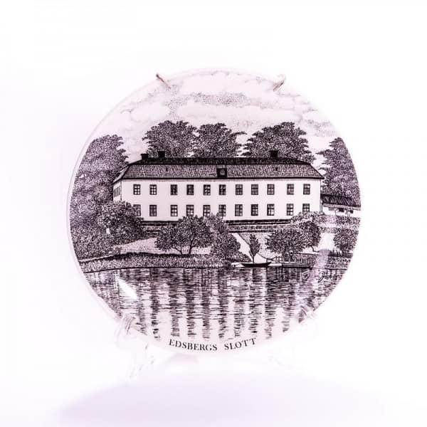 Фарфоровая тарелка «Эдсберг»