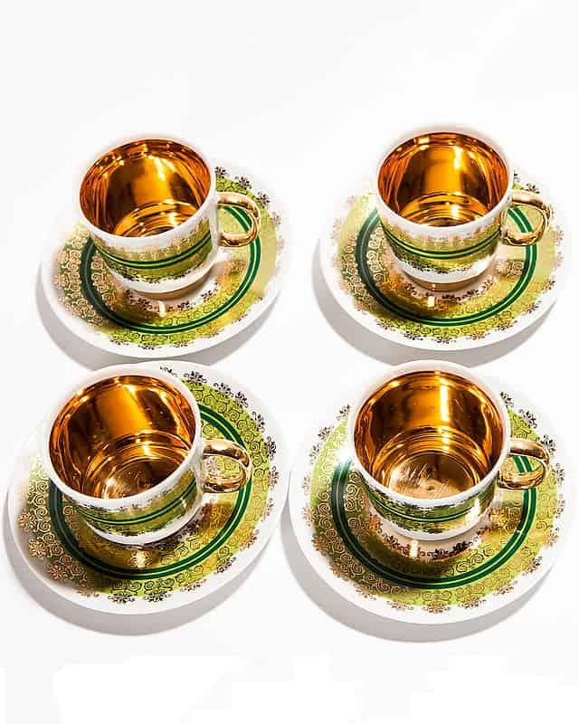 Набор из 6-ти кофейных пар