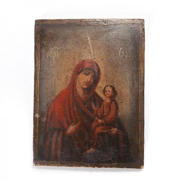 Икона «Богородица Смоленская»