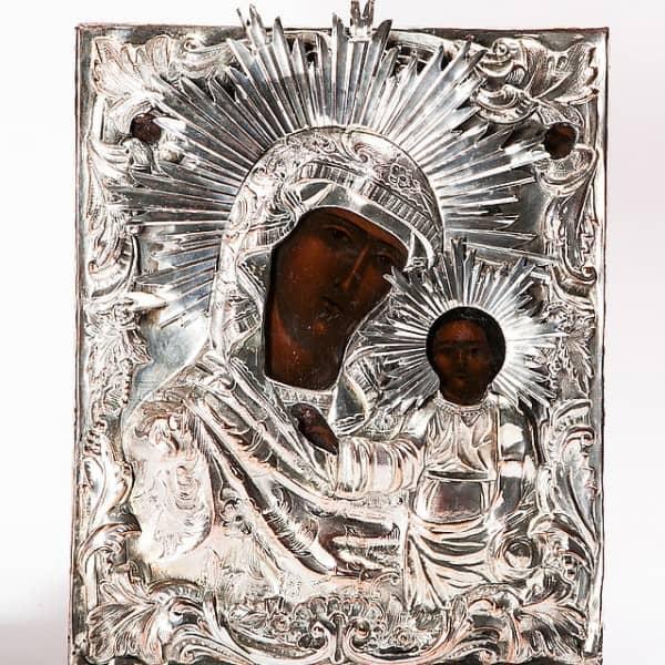 Икона «Казанская Богоматерь»