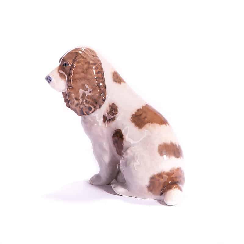 Статуэтка собака «Спаниель»