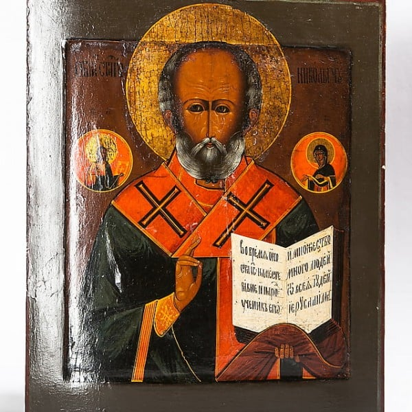 Икона «Николай-Чудотворец»