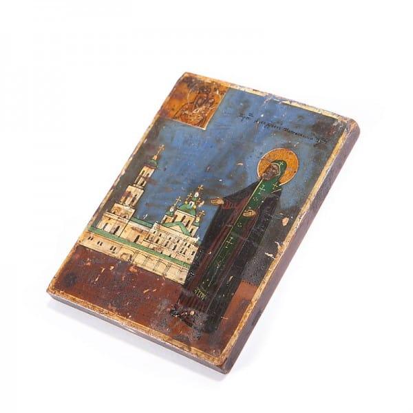 Икона «Преподобный Феодосий Тотемский»