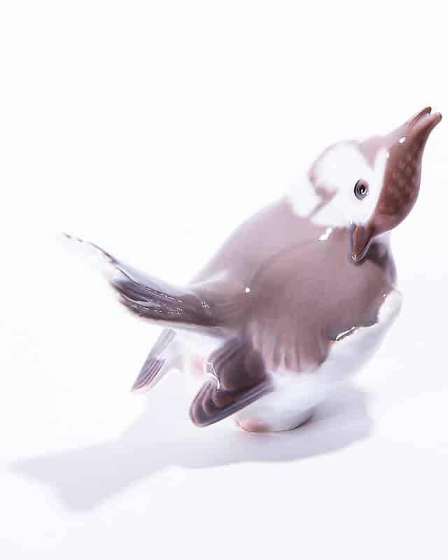 Фарфоровая птица «Удод»