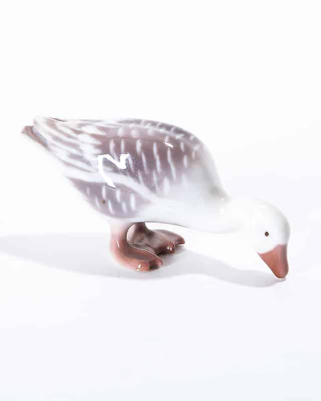 Фарфоровая «Утка»