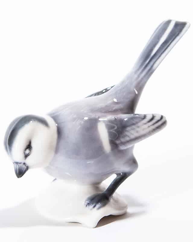 Фарфоровая птица «Воробей»