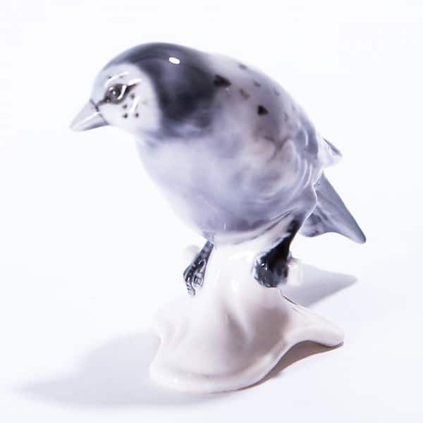 Фарфоровая птица «Скворец»