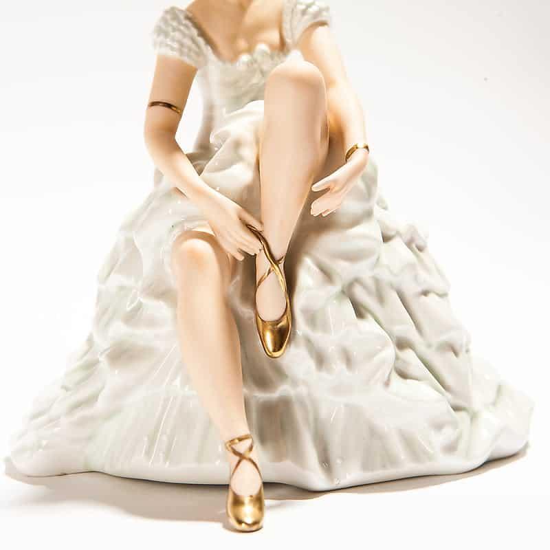 Фарфоровая «Балерина»