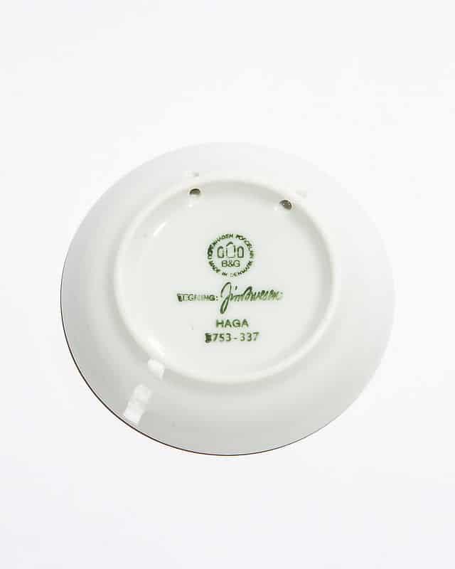 Декоративная тарелочка «Хага»