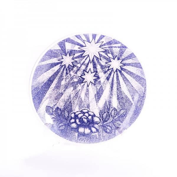 Фарфоровая тарелка «Рождественская серия Jultallrik»