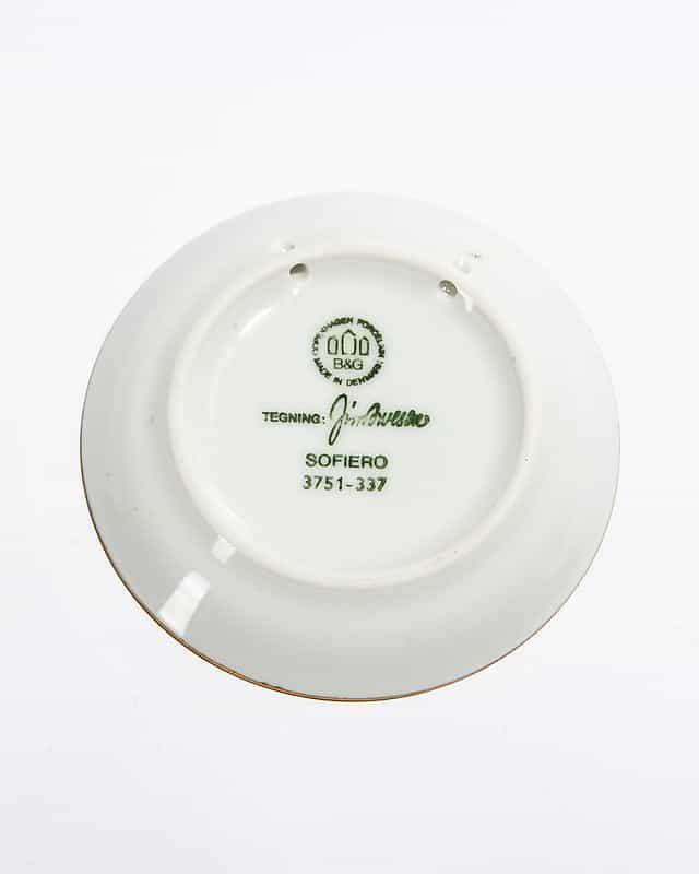 Декоративная тарелочка «Софьеро»