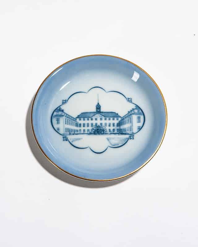 Декоративная тарелочка «Ульриксдаль»