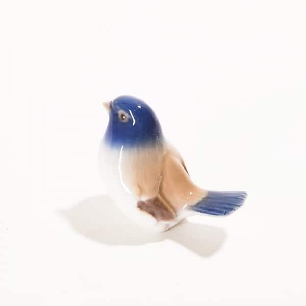 Фарфоровая модель «Птичка» (малая)