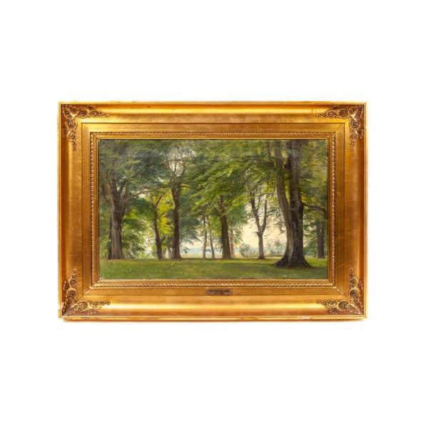 kartina lesnoj pejzazh