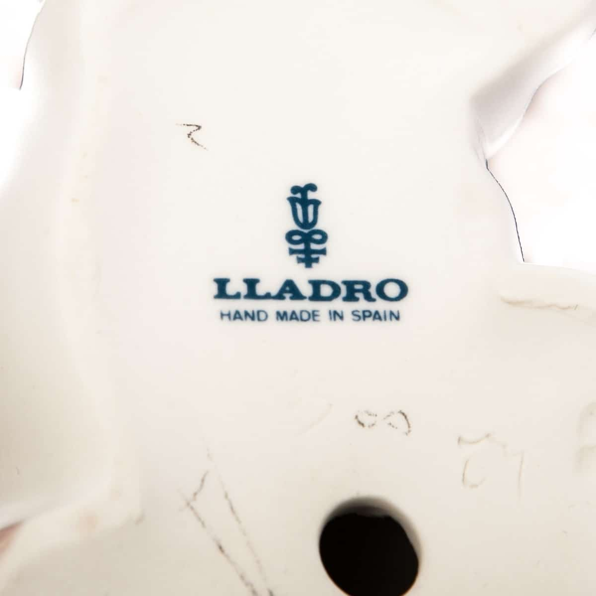 Клеймо завода из Испании