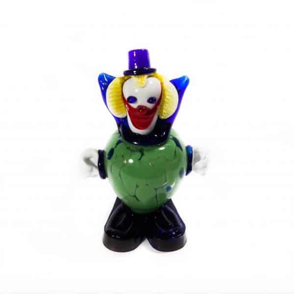 Клоун яркий