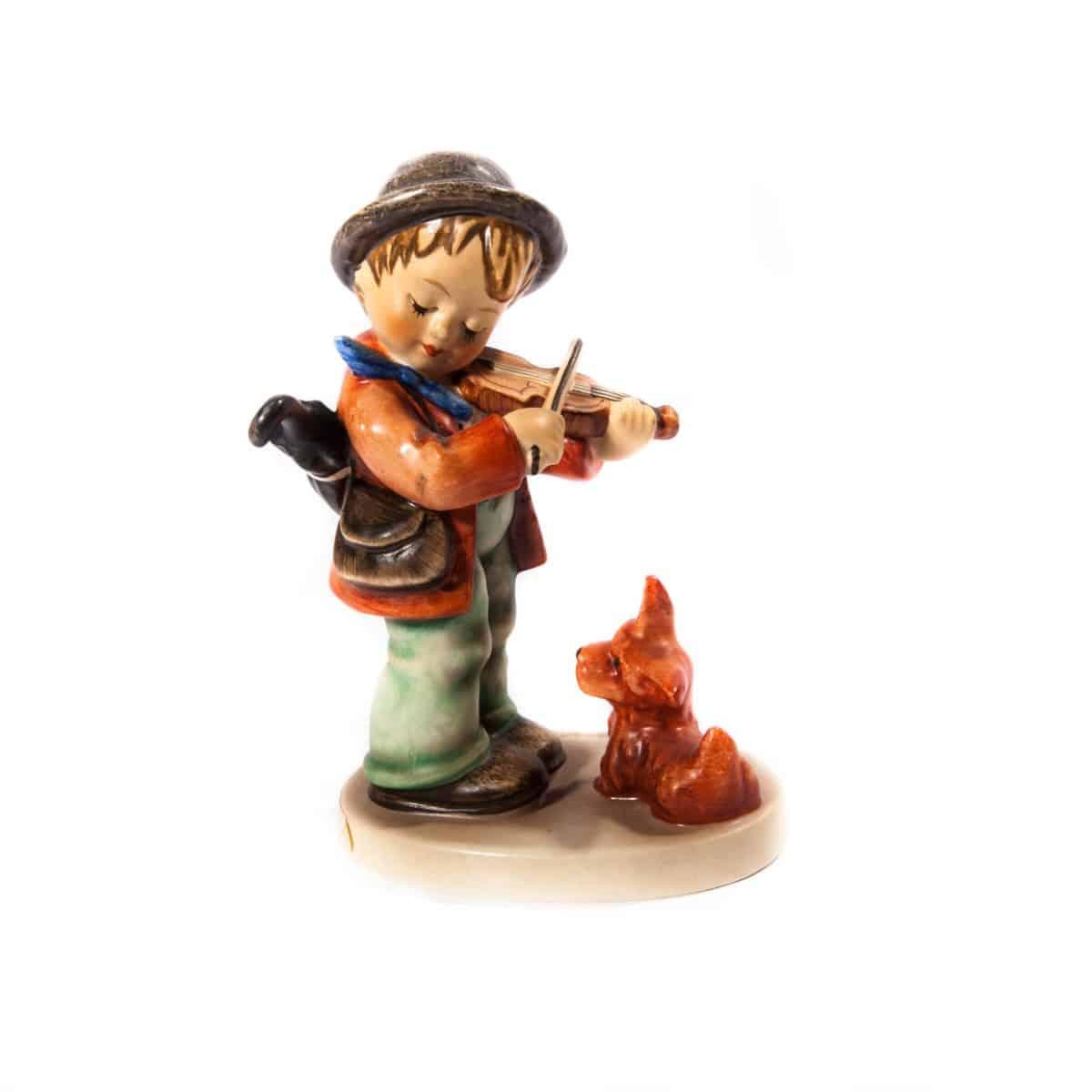 Мальчик-скрипач