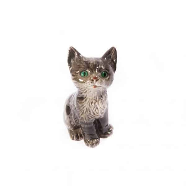 Зеленоглазый котик