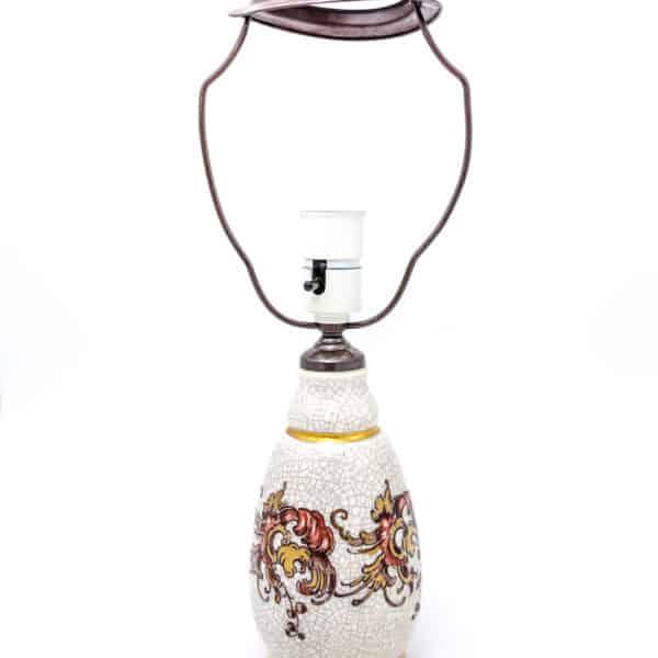 Фарфоровая лампа