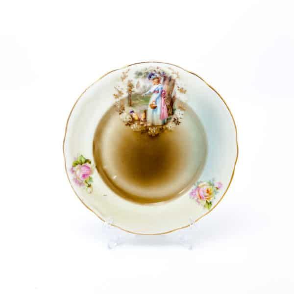 Десертная тарелка-2. Гарднер