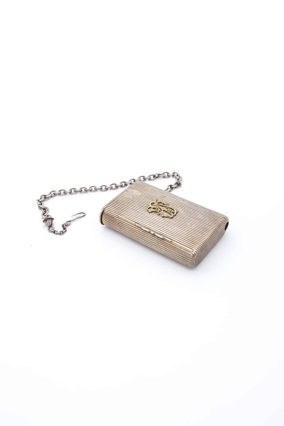 Офицерский портсигар