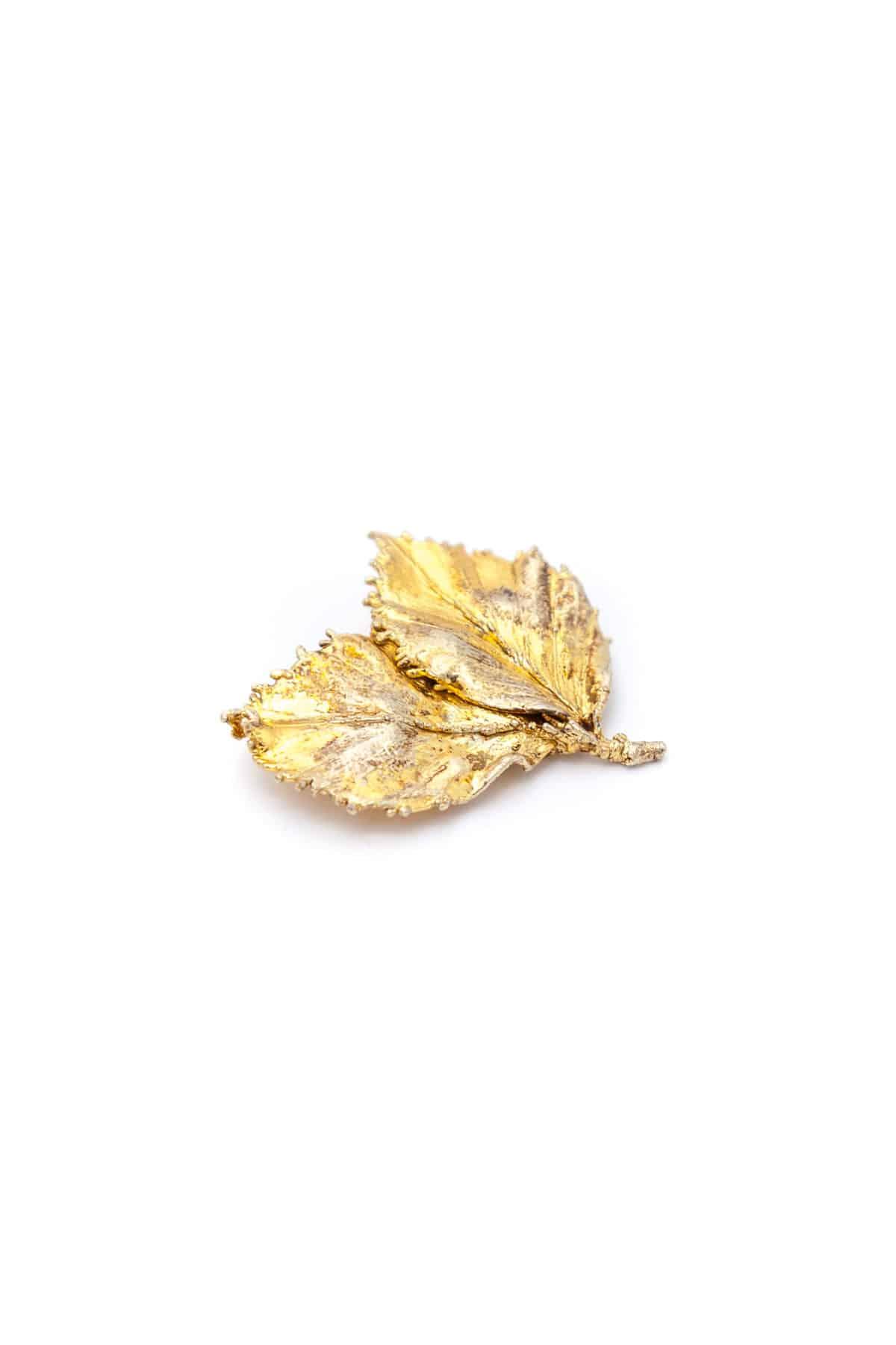 """Брошь """"Золотые листья"""""""