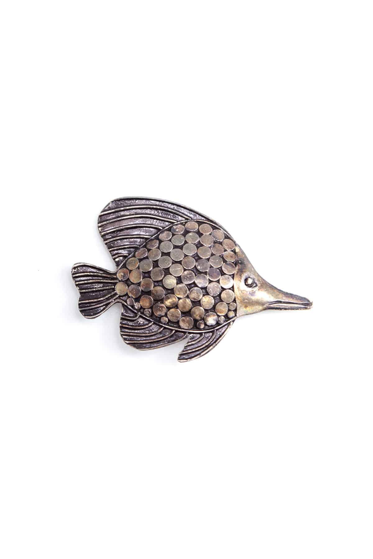"""Брошь """"Рыба"""""""