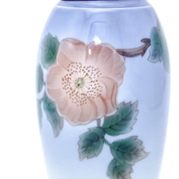 """Фарфоровая ваза-светильник """"Цветок"""""""
