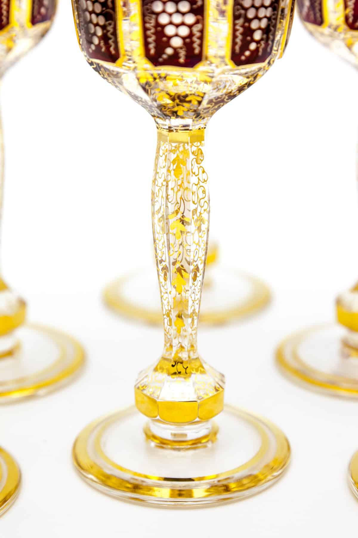 Бокалы для вина. Moser