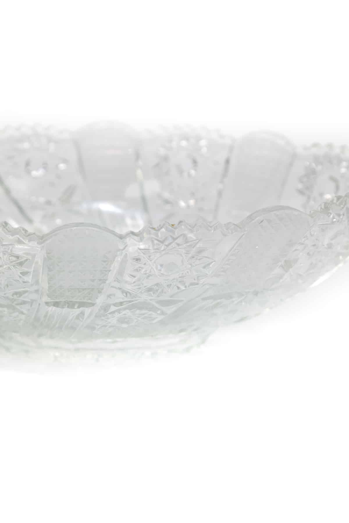 hrustalnaya vaza dlya salata