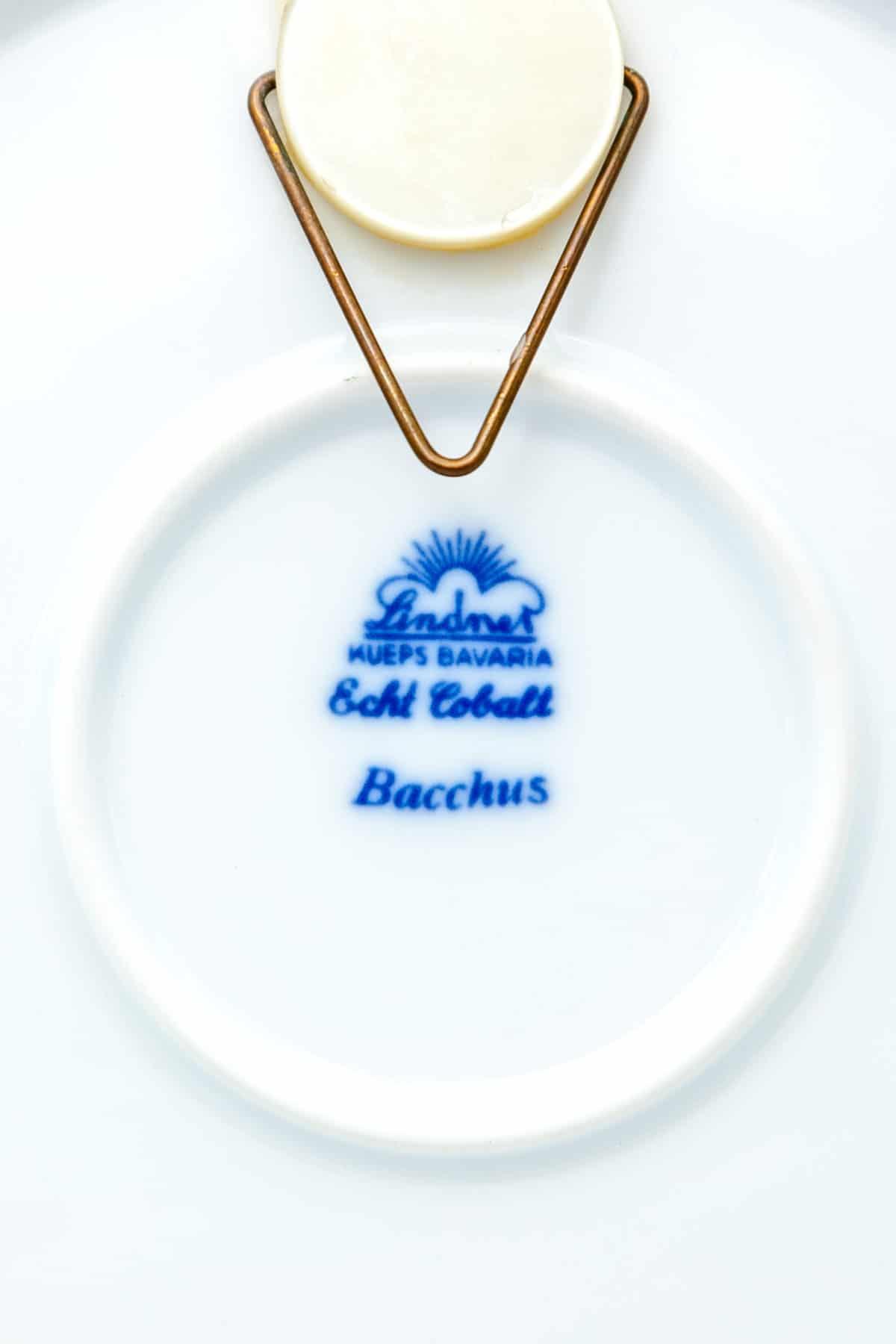 farforovaya tarelka bacchus