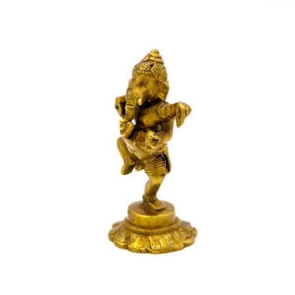 bronzovaya statuetka ganesha