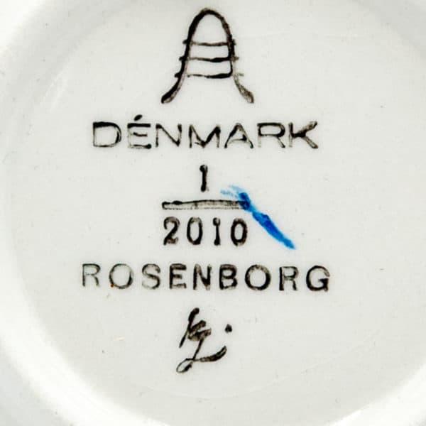 tarelochka zamok rosenborg
