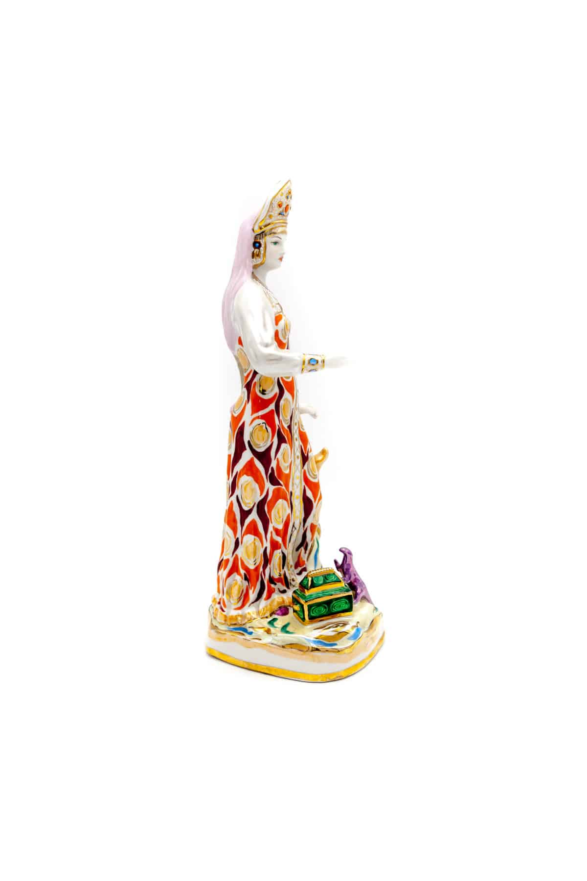 statuetka hozyayka mednoy gory