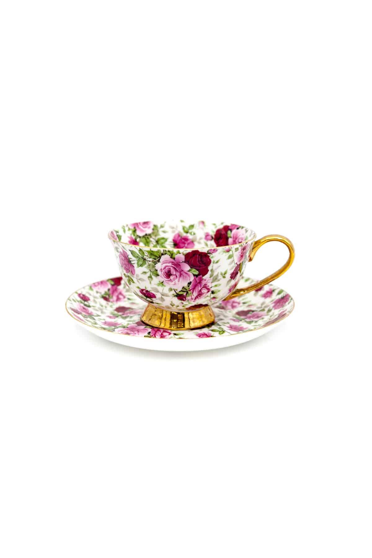 chaynaya para viktorianskaya roza