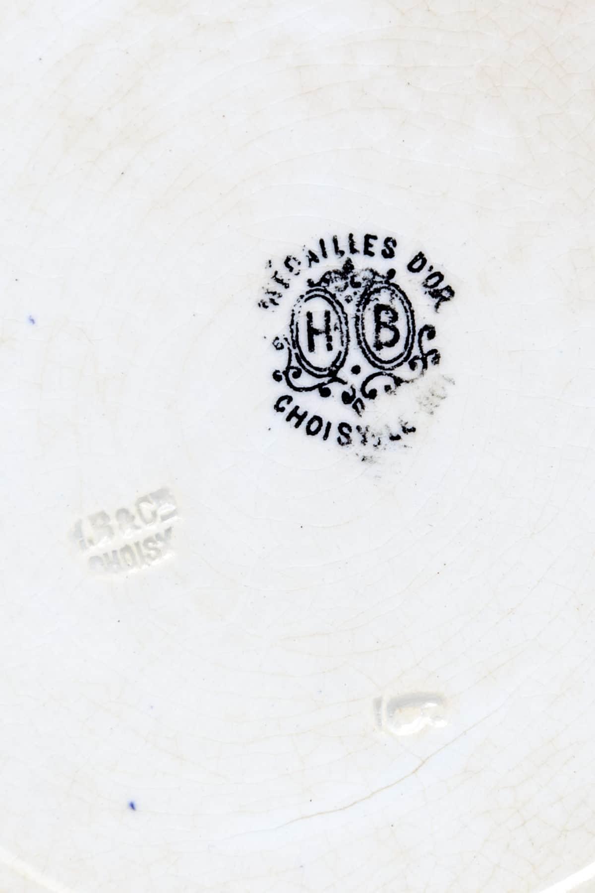farforovaya tarelka kazarmy napoleona